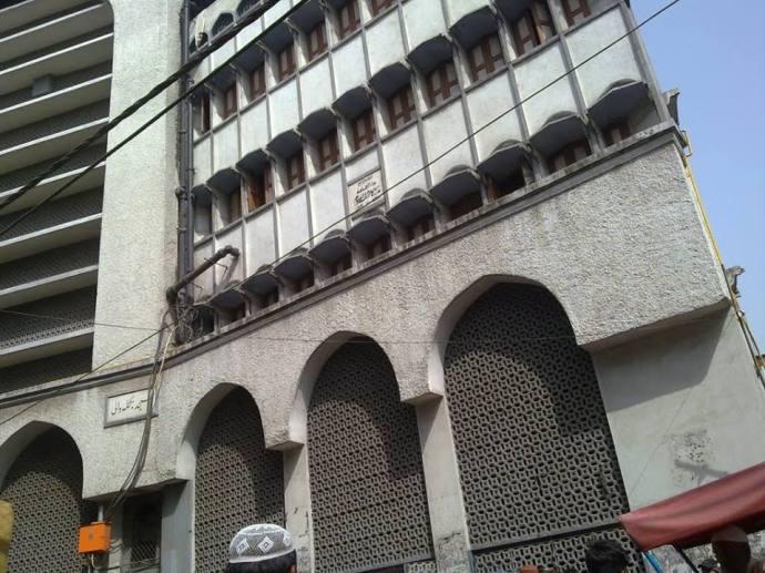 Markaz Dakwah Dunia. Masjid Banglawali. 168 W. Nizamuddin. New Delhi. INDIA