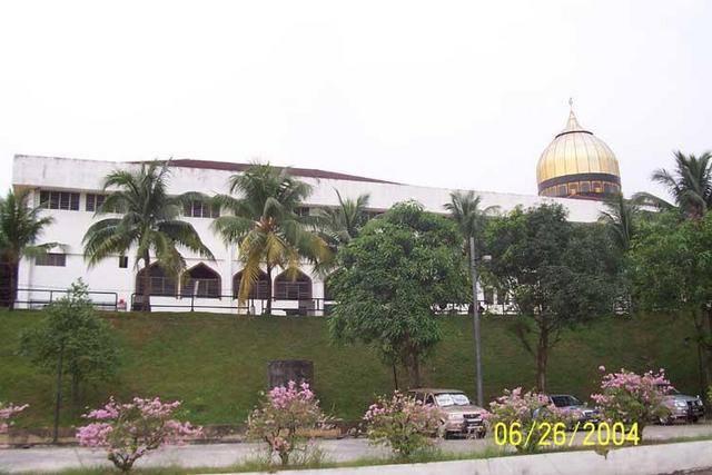 Markaz Malaysia. Masjid Jami' Sri Petaling, Bandar Baru Sri Petaling, Kuala Lumpur. MALAYSIA