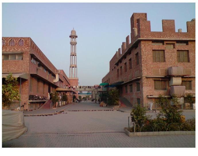 Markaz Pakistan. Madrasah Arabiah, Raiwind Lahore. PAKISTAN